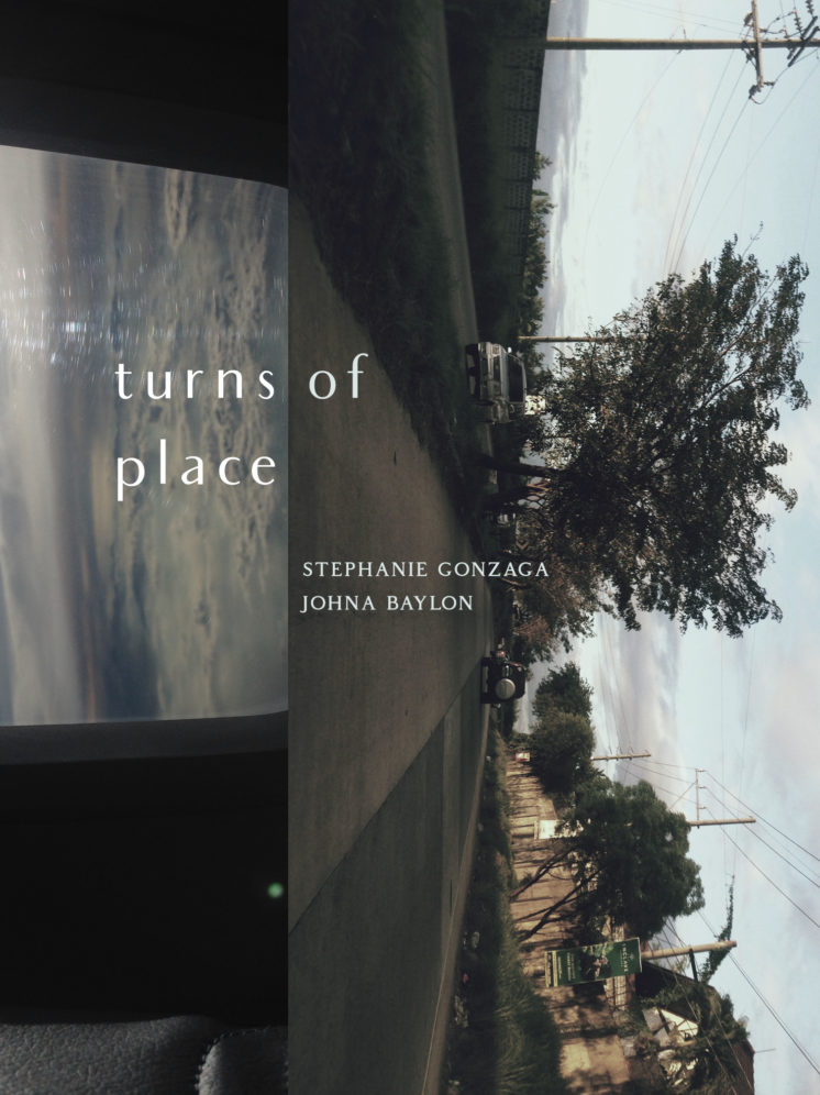 Turns of Place by Johna Baylon Stef Gonzaga
