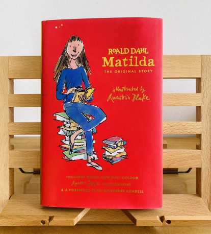 Mathilda the original story by Roald Dahl