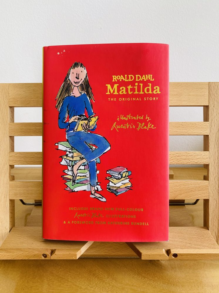 Mathilda the original story by Roald Dahl